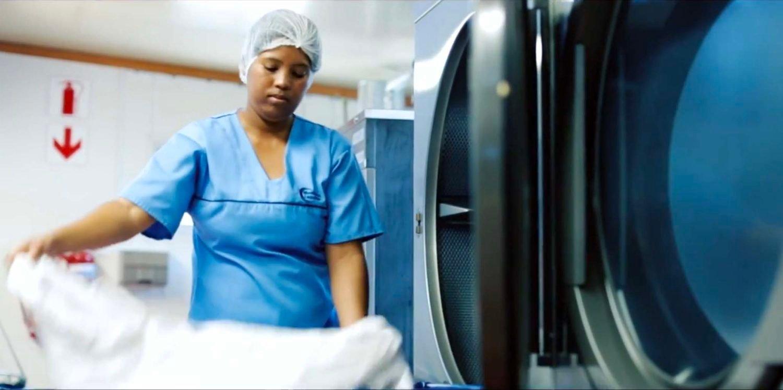 laundry services, washing machine