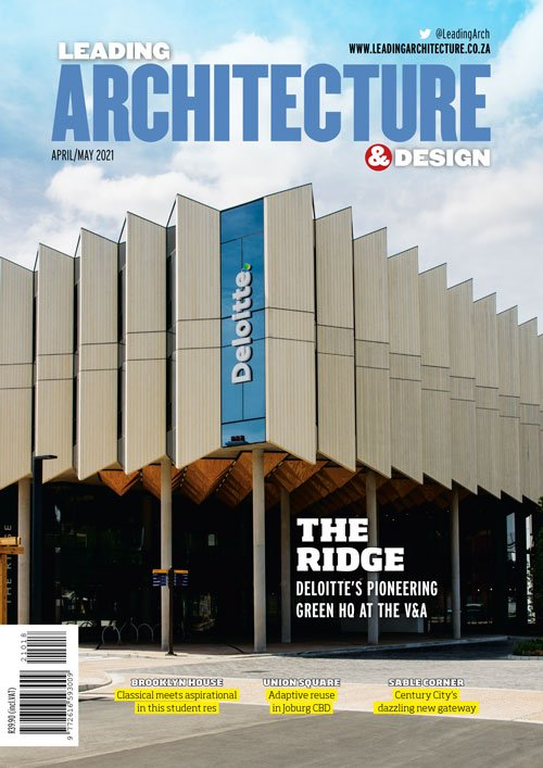 Leading Architecture & Design April/May 2021